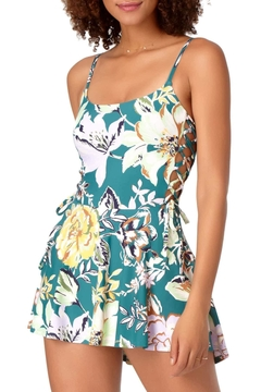 Anne Cole Tropical Bliss Swimdress - Product List Image