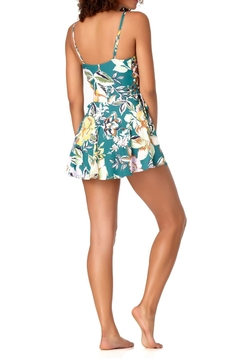 Anne Cole Tropical Bliss Swimdress - Alternate List Image