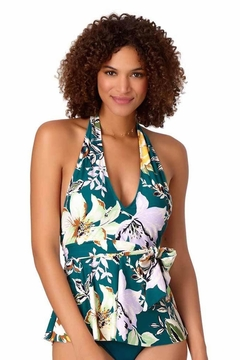 Anne Cole Tropical Bliss Tankini - Product List Image