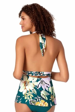 Anne Cole Tropical Bliss Tankini - Alternate List Image