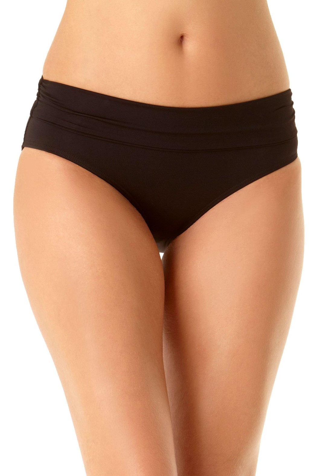 Anne Cole Signature Ac Convertible Bottoms - Side Cropped Image