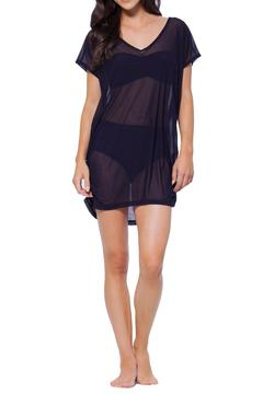 Anne Cole Signature Mesh Cover Up - Product List Image