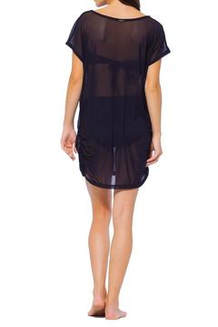 Anne Cole Signature Mesh Cover Up - Alternate List Image