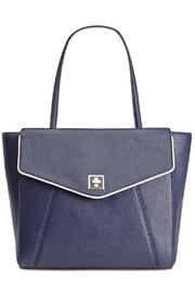 Anne Klein Navy Timeless Choice Bag - Front cropped