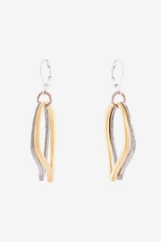 Anne Marie Chagnon David Mixed Earring - Product Mini Image