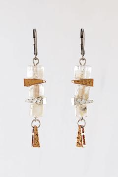 Shoptiques Product: Mombacho Mixed Earring