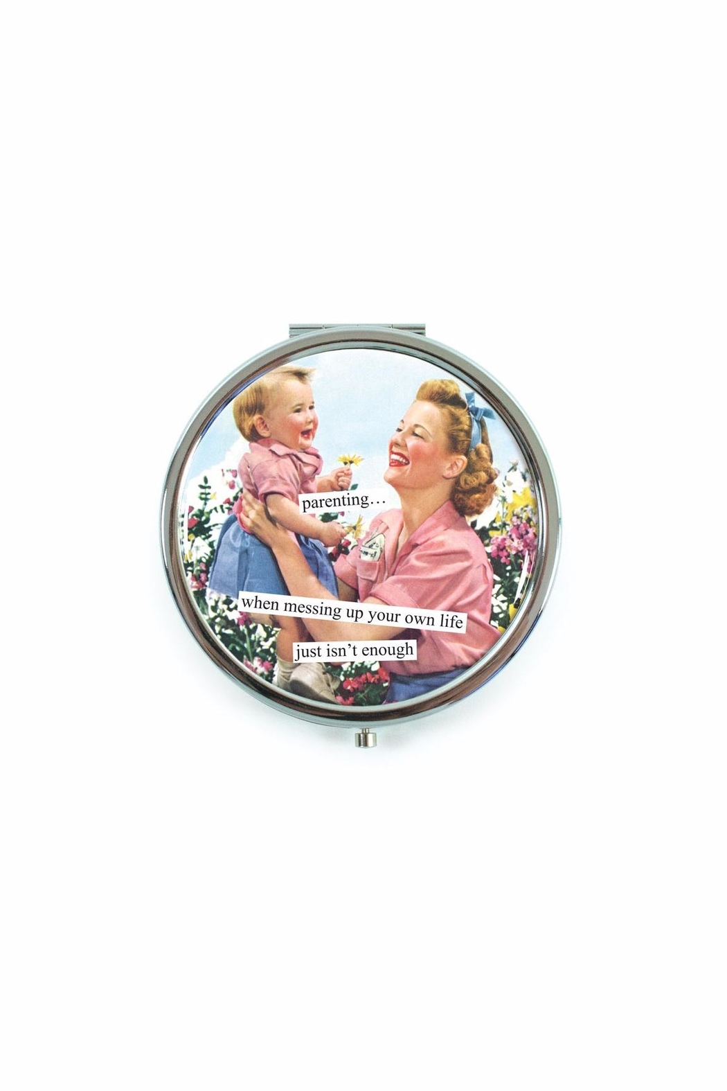 Anne Taintor Funny Pill Box - Main Image
