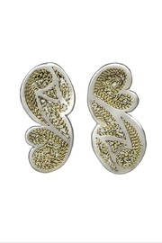 Anneaux Bleus Jewelry Cordoba Earrings - Front cropped
