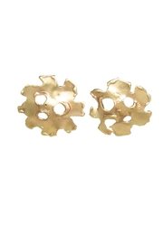 Anneaux Bleus Jewelry Ghost Earrings - Front cropped