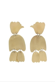 Anneaux Bleus Jewelry Spring Earrings #2 - Product Mini Image