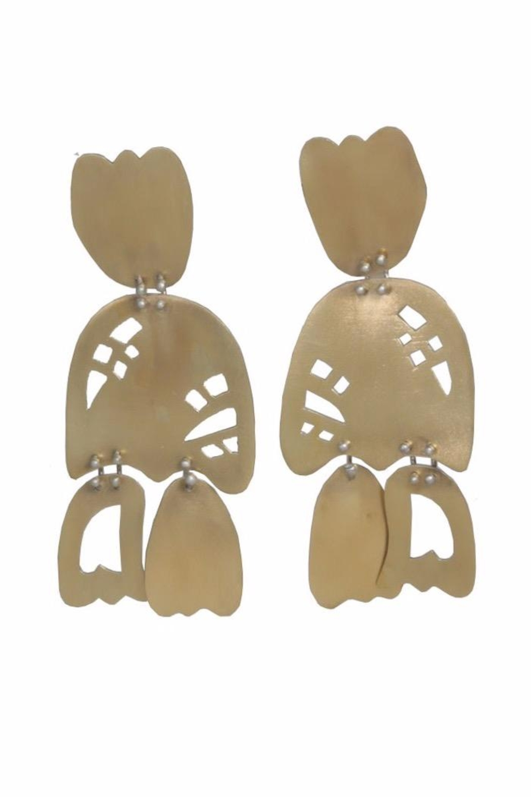 Anneaux Bleus Jewelry Spring Earrings - Main Image