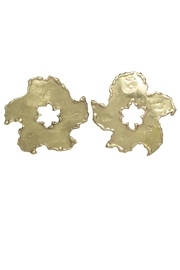 Anneaux Bleus Jewelry Star Fish Earrings - Front cropped