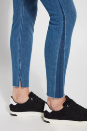 Lysse Annelise Mixed Wash Denim - Front full body