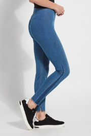 Lysse Annelise Mixed Wash Denim - Product Mini Image