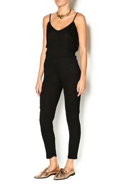 Annianna Ruffle Top Jumpsuit - Product List Image