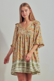 Threads + Co. Annora Dress - Front full body