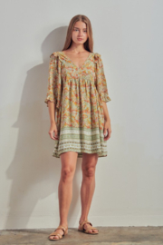 Threads + Co. Annora Dress - Product Mini Image