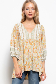 Threads + Co. Annora Top - Front full body