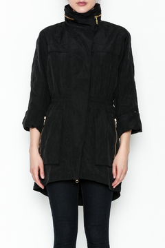 Shoptiques Product: Black Anorak Jacket