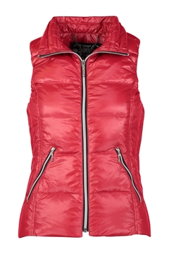 Anorak Puffer Red Vest - Alternate List Image
