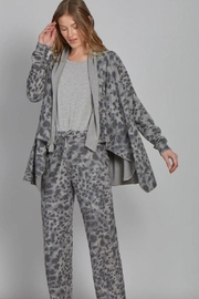 Another Love Brushed Knit Cardigan - Front full body