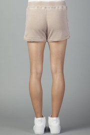 Another Love Mocha Leisure Shorts - Side cropped