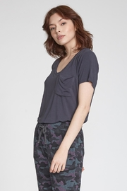 Another Love Phoenix Pocket Tee - Back cropped