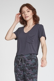 Another Love Phoenix Pocket Tee - Front cropped