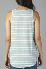 Another Love Striped Pocket Tank - Side cropped