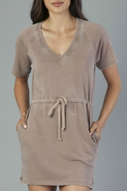 Another Love Tie Waist Dress - Front cropped