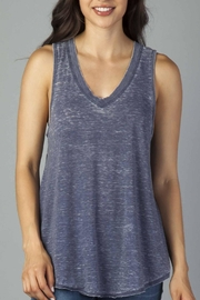Another Love V-Neck Sleeveless Tee - Front cropped
