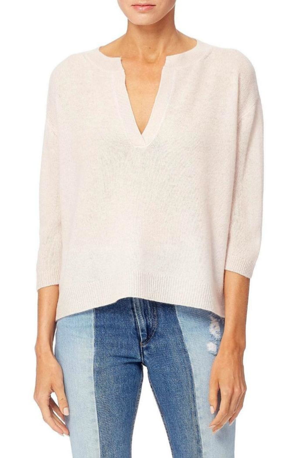 360 Cashmere Anouk Sweater - Front Cropped Image