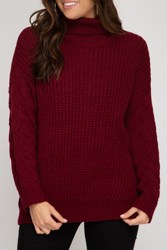 She + Sky Ansley Sweater - Product List Image