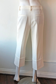 Tibi Anson Cuffed Pant - Alternate List Image