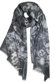 ANTAGONISTE Flower Scarf Modal - Product Mini Image