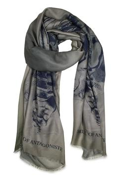 ANTAGONISTE Long Scarf Modal - Product List Image