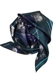 ANTAGONISTE Silk Scarf - Front cropped