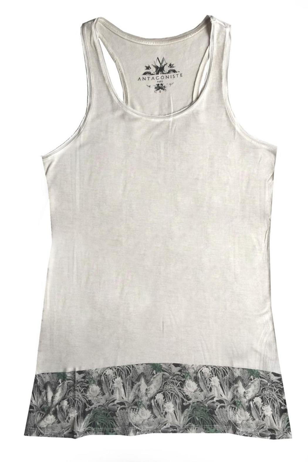 ANTAGONISTE Tank-Top Cactus - Front Full Image