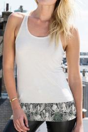 ANTAGONISTE Tank-Top Cactus - Front cropped