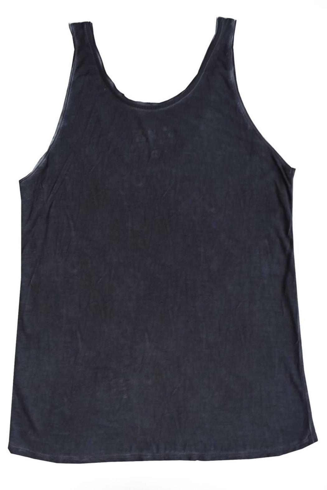 ANTAGONISTE Tank-Top Feathers - Side Cropped Image