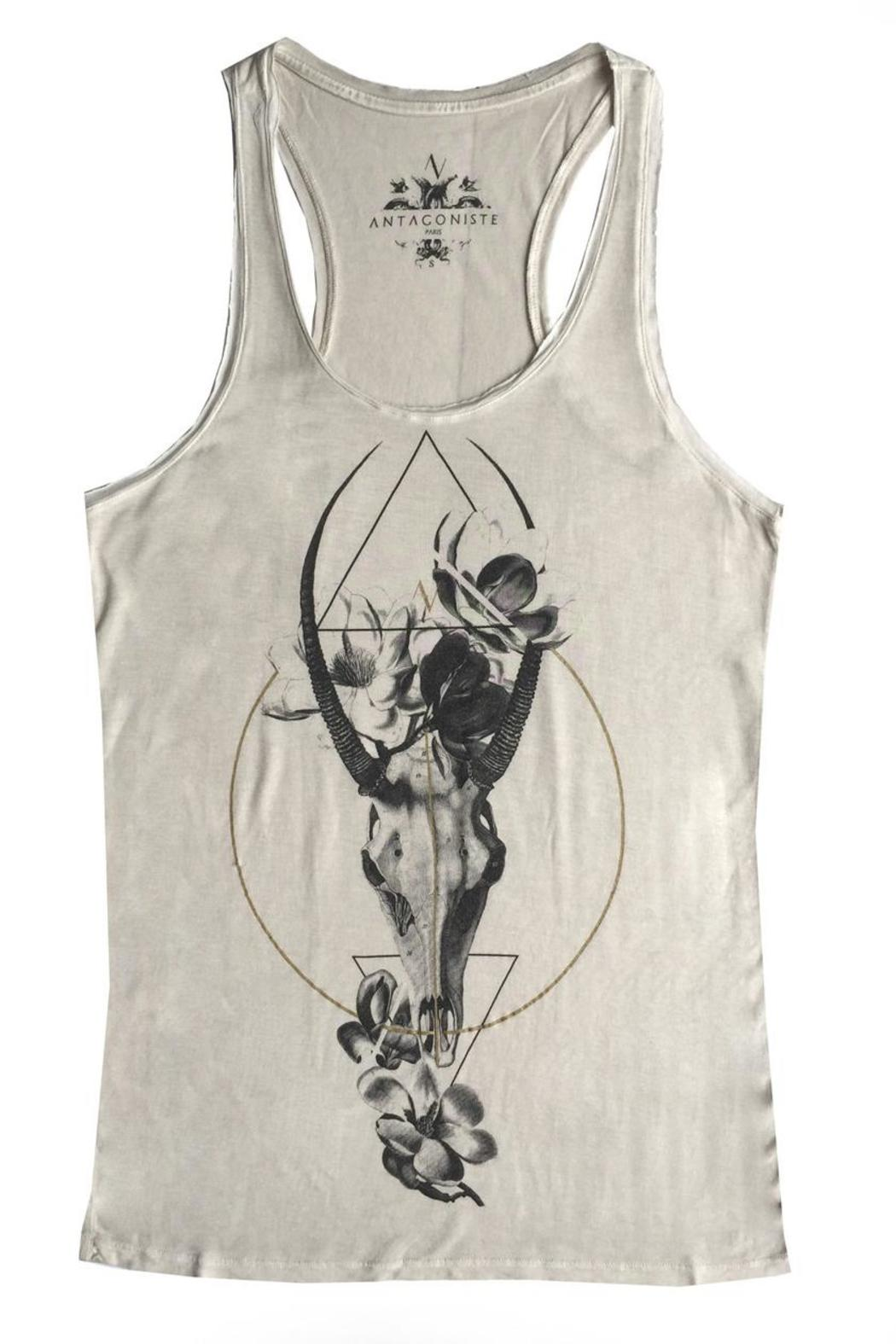 ANTAGONISTE Oryx Tank Top - Main Image