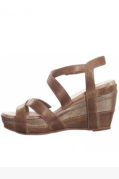 Shoptiques Product:  Taupe Wedge