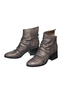 Antelope Hollie Booties - Alternate List Image