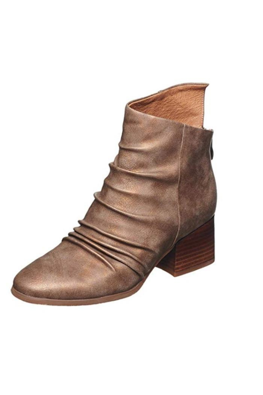 Antelope Hollie Booties - Front Cropped Image