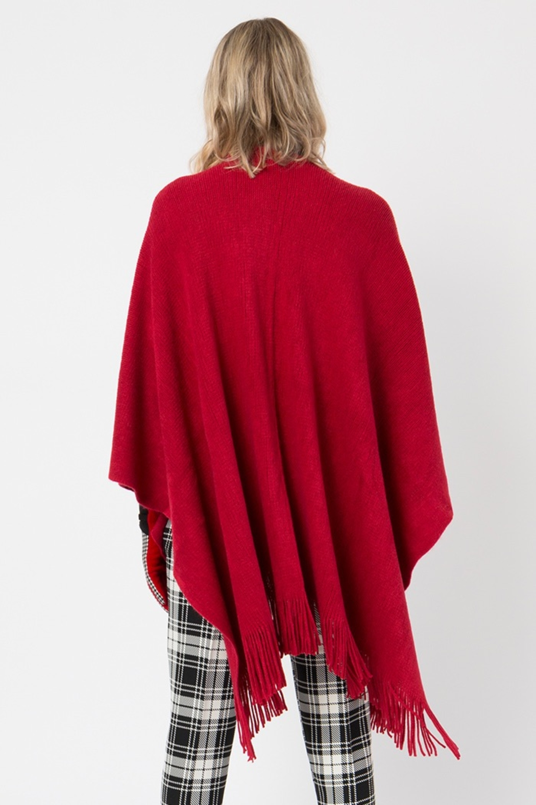 Pia Rossini ANTHEA WRAP - Side Cropped Image