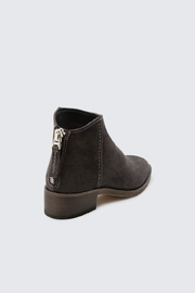 Dolce Vita Anthracite Tucker Booties - Side cropped