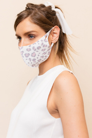 Gilli  Adult Anti Bacterial Face Mask- Leopard - Product Mini Image