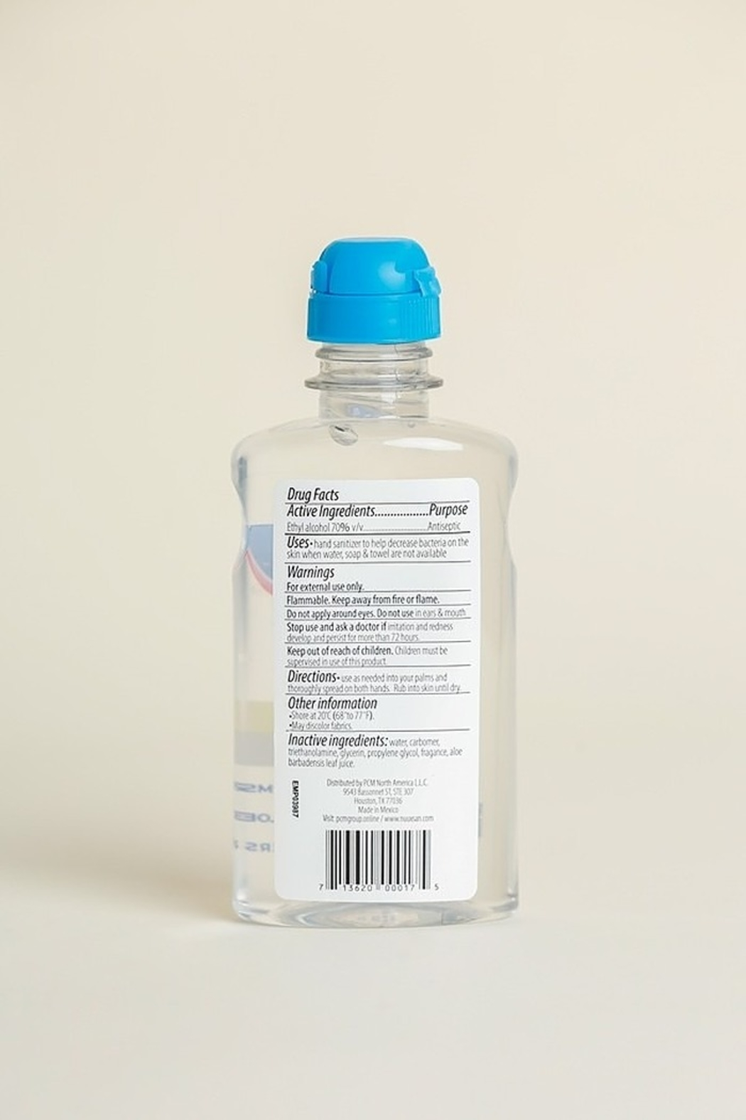Umgee  Anti Bacterial Hand Sanitizer - Side Cropped Image