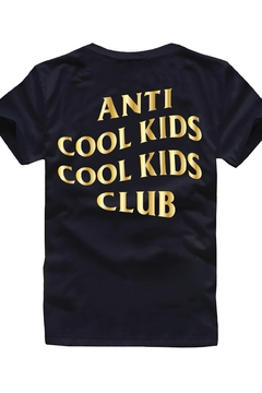 Shoptiques Product: Anti Cool Kids Animal Tee