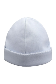 Laranjinha Antibacterial Cotton Hat |  | Perfect Baby Shower Gift - Front cropped